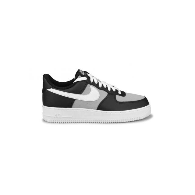 meilleur pas cher 0c6ab a529c Nike - Basket Air Force 1'07 Noir Ci0056-001 - pas cher ...