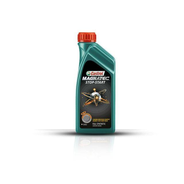 castrol huile moteur magnatec stop start 5w30 a5 achat vente huiles moteurs pas cher. Black Bedroom Furniture Sets. Home Design Ideas