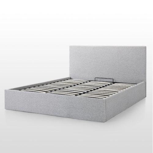 cadre de lit coffre groupon goods global gmbh litcoffre. Black Bedroom Furniture Sets. Home Design Ideas