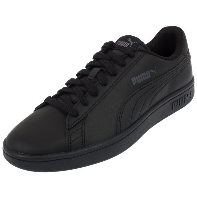 Puma 44418 Chaussures Ville Pas V2 Noir Cher Smash Mode Black mPNnw0v8Oy