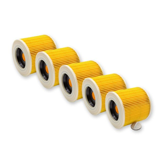 mv2 a1001 a1000 mv3 Fireplace Kit Cartouche filtre Pour Karcher WD 3.500 P