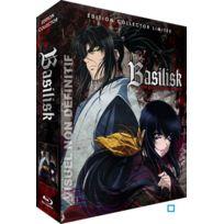 Black box - Basilisk: The Kôga Ninja Scrolls - Intégrale