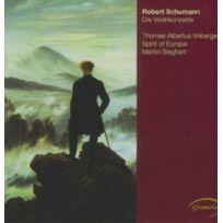 Gramola - Les Concertos Pour Violon - Cd