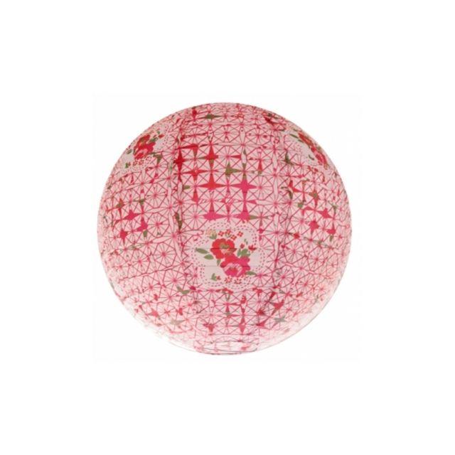 ouvre&deco . Luminaire et susp Suspension boule japonaise Décoration Rose Liberty