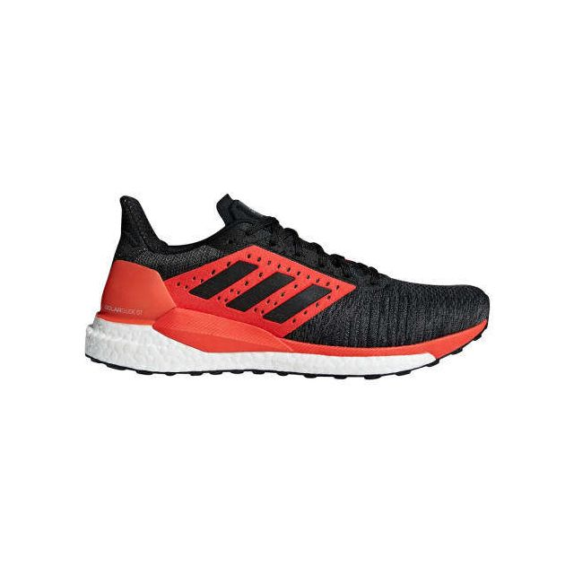 chaussure adidas rouge noir