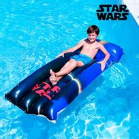 Totalcadeau - Matelas gonflable Dark Vador saga Star Wars