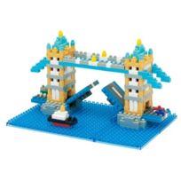 Nanoblock - Japan 3D Sight To See Architecture Building Blocks Set-uk The Tower Bridge Nbh-065 NEW