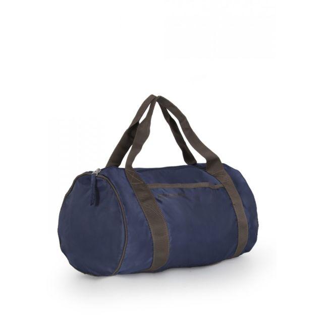 BENSIMON Sac de voyage Color Bag bleu marine Idéal pour un sac week-end ou un sac de sport !