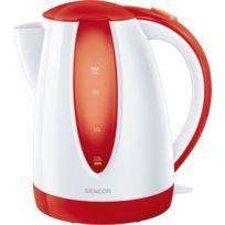 Sencor - Bouilloire électrique 2000W 1.8 litre Rouge