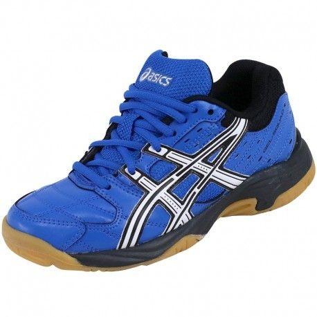 1bb8ef0c53d70 Asics - Chaussures Gel Squad Bleu Handball Garçon - pas cher Achat ...