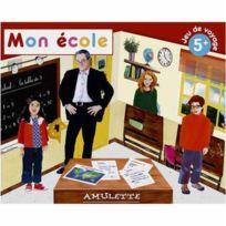 Amulette - Jveco - Jeu De SociÉTÉ - Jeu De Voyage - Mon Ecole