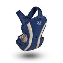 Kinderkraft - Porte-bébé 0-9 kg Comfort | Bleu foncé