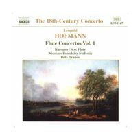 Naxos - Concertos pour flûte, vol. 1