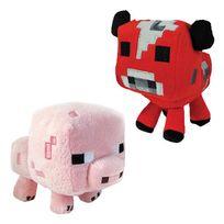 Giochi - Minecraft - Minecraft Peluche Animal