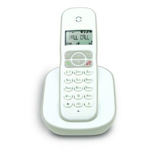 poss t l phone psdp120s gris pas cher achat vente t l phone fixe filaire rueducommerce. Black Bedroom Furniture Sets. Home Design Ideas