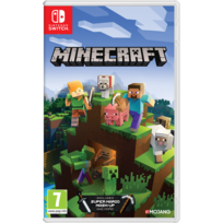 Mojang - Minecraft Super Mario Mash-Up inclus Jeu Switch