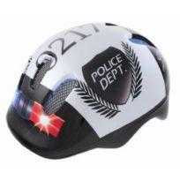 Ventura - Casque vélo enfant décoration police américaine