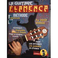 Jjrebillard - La guitare flamenca +CD Rebillard