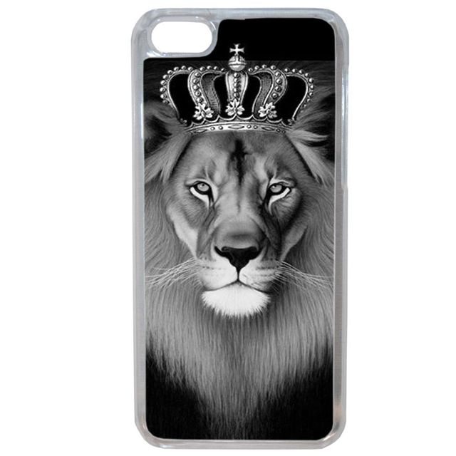 iphone 7 coque lion