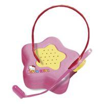 Reig - 1500 - Accessoire Pour Instrument De Musique - Hello Kitty - Casque Microphone Et Haut-parleur