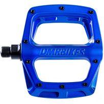 Dmr - V8 - Pédales - bleu