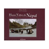 Georama - Hautes vallées du Népal : Dolpo, Mustang, Kumbu, Manaslu, Annapurnas