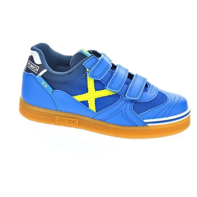 sélection premium 3958b 2ac0e Chaussures Garçon Baskets modele G-3 Kid Vco Indoor