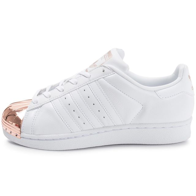big sale 47831 7ebcc Adidas - Superstar 80s Metal Toe Blanche