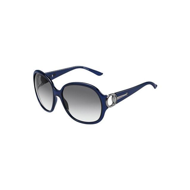 Gucci - Lunette de soleil Gg3106S, collection Lunettes de soleil - pas cher  Achat   Vente Lunettes Mouche - RueDuCommerce 20a8f731d603