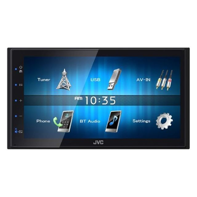 Jvc Autoradio/VIDEO/GPS Kw-m24BT