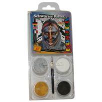 Eulenspiegel - Make-up Black Knight/KIT De Maquillage
