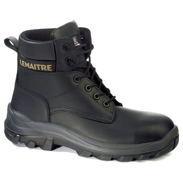 site réputé e8402 1d036 Lemaitre Securite - Chaussure de sécurité haute Lemaitre S3 ...