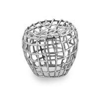 Insideart - Tabouret Design Precious de la marque Inside Art en aluminium