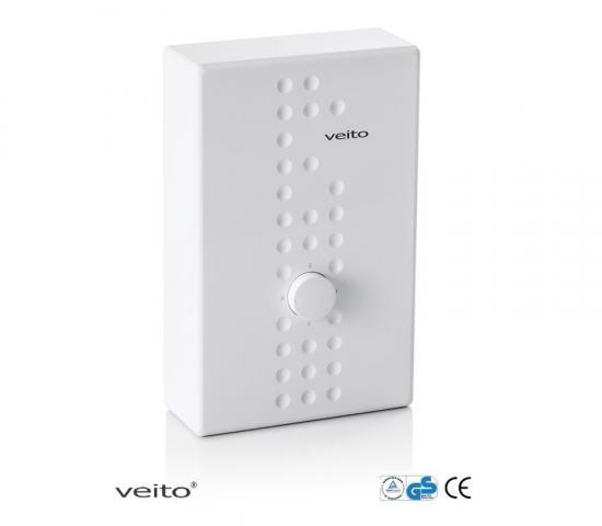 veito - chauffe eau instantané flow s 9 kw pour douche et lavabo