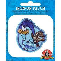 Looney Tunes - Patch thermocollant Bip Bip & Coyote