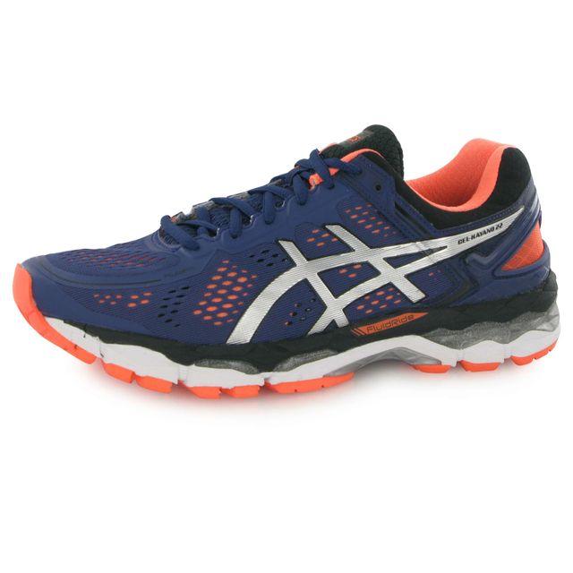 b2e253a7eadea Asics - Gel Kayano 22 bleu, chaussures de running homme - pas cher ...