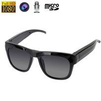 d5f9e7ff599 Yonis - Lunettes espion mini caméra microphone lunettes soleil Photo 5MP  1080p Micro Sd