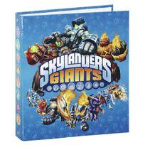 Skylanders - classeur A5 Giants