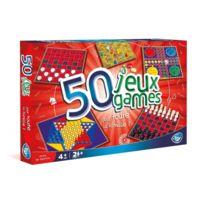 Betoys - Boîte de 50 jeux de socièté