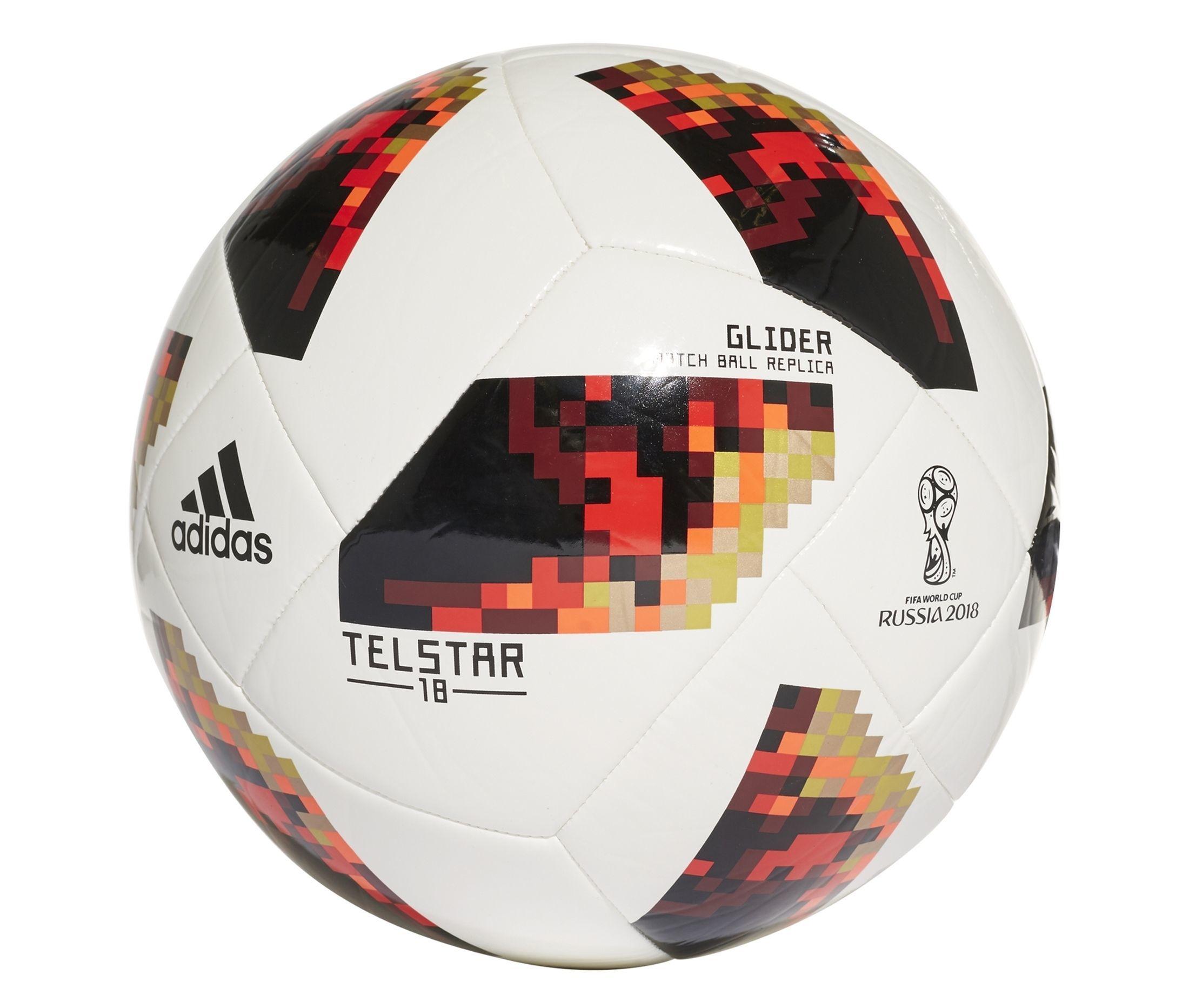 BALLON TELSTAR 18 WORLD CUP GLIDER BLANC