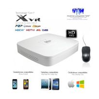 Dahua - Xvr 4 canaux full 1080P + 2 canaux Ip 5MP