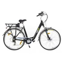 Innowin - Vélo à assistance électrique Belair Ii standard noir - 24V - 28 pouces