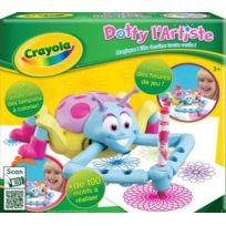 Vivid - Crayola - Doodle Dotty