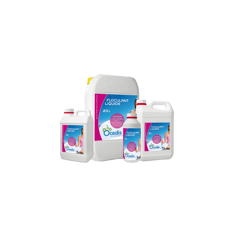 Ocedis - Floculant liquide - Bidon de - 1 L