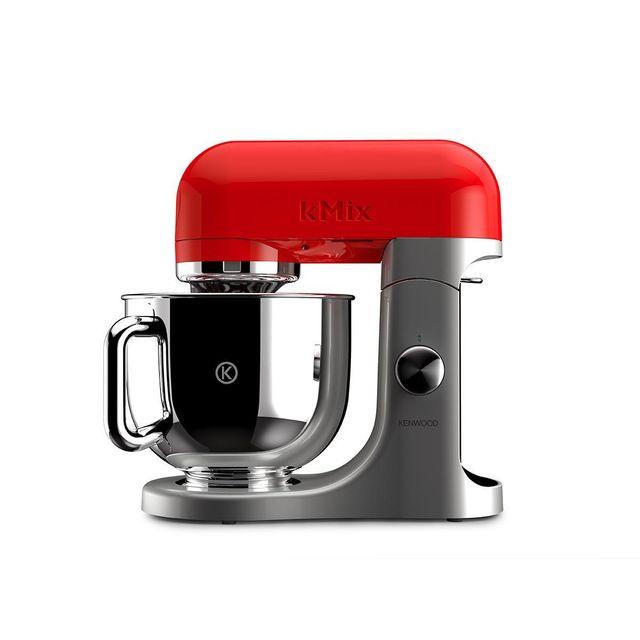 KENWOOD - Robot pâtissier kMix KMX50RD Rouge vermillon