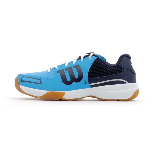 online retailer 51791 5ea86 Wilson - Chaussures indoor Storm - pas cher Achat   Vente Chaussures squash  - RueDuCommerce