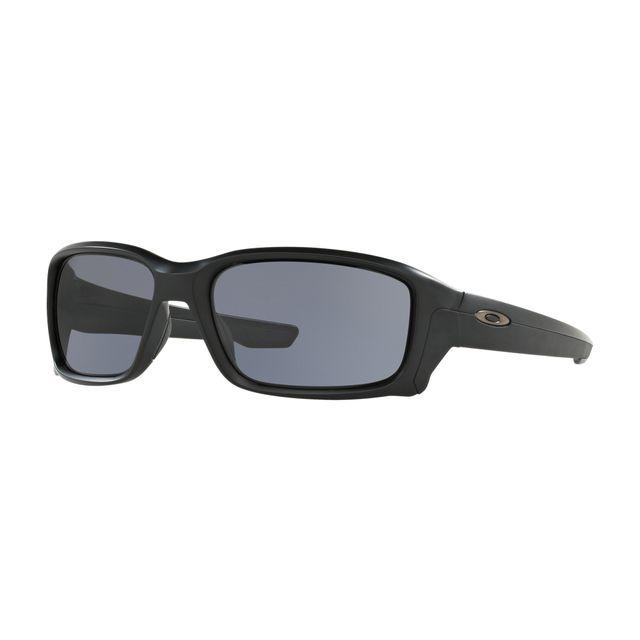 Oakley - Lunettes Straightlink Noir - pas cher Achat   Vente Lunettes  Tendance - RueDuCommerce 33828054f57f