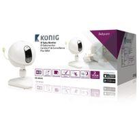 König - Caméra Ip de surveillance pour bébé Konig Kn-bm40