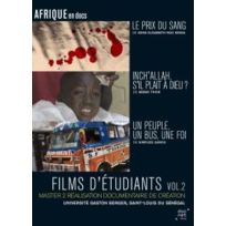 Doc Net Films Editions - Films d'étudiants : Le prix du sang + Inch'Allah, s'il plait à Dieu ? + Un peuple, un bus, une foi - Vol.2