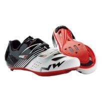 Northwave - Chaussures Torpedo Junior blanc noir rouge